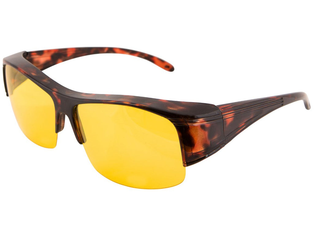 Slim Profile NightSight Tortoise Overglasses