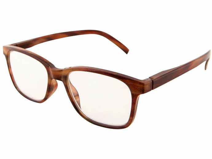 Bingley Walnut Reading Glasses