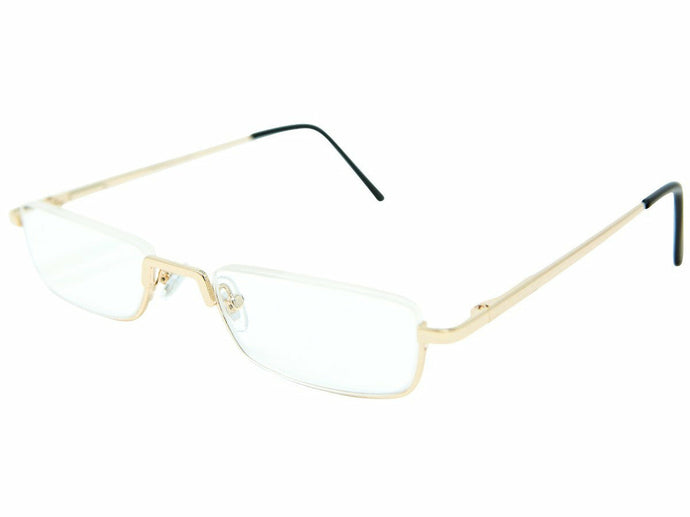Dortmund Gold Reading Glasses