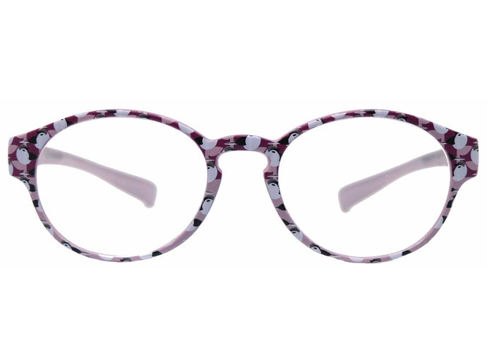 Tree Sparrow Pink Reading Glasses