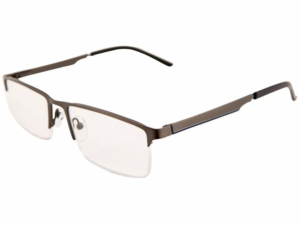 Lambeth Gunmetal Reading Glasses