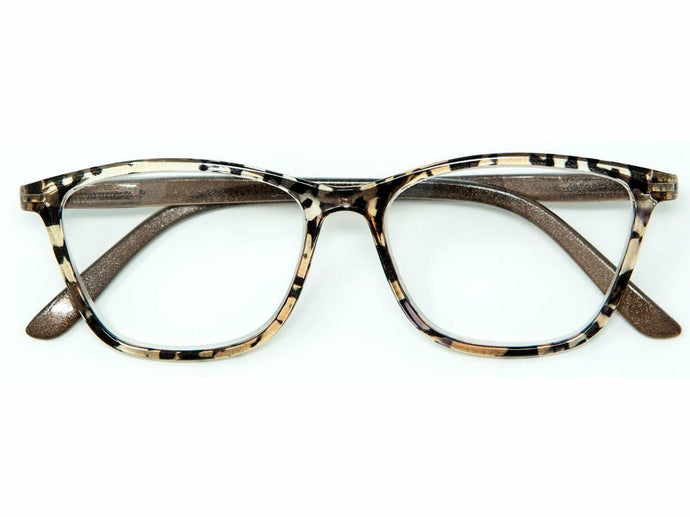Salento Taupe Reading Glasses