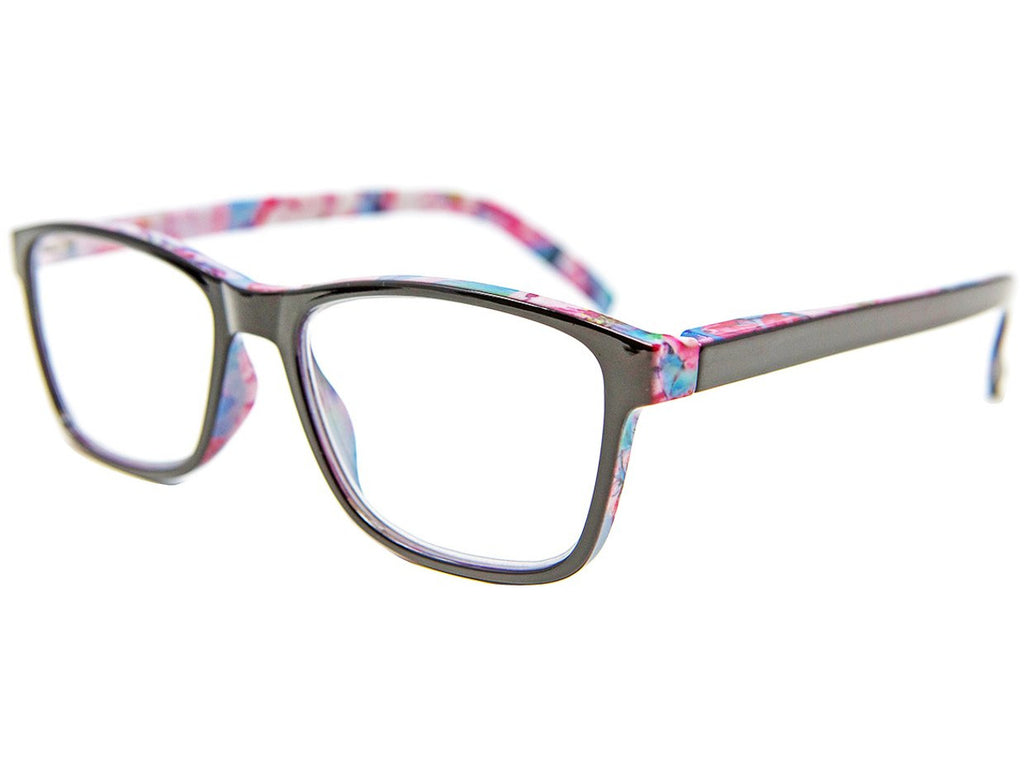Staithes Floral Reading Glasses