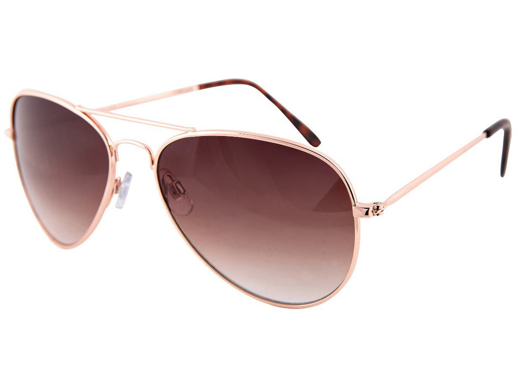 Frankie Gold Sunglasses