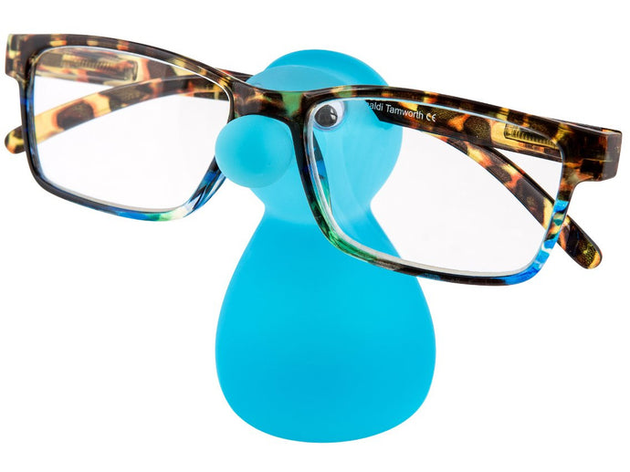 Snozzle Turquoise Spec Holder