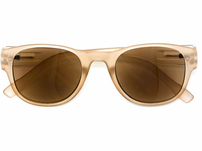 Ostuni Taupe Sun Reading Glasses