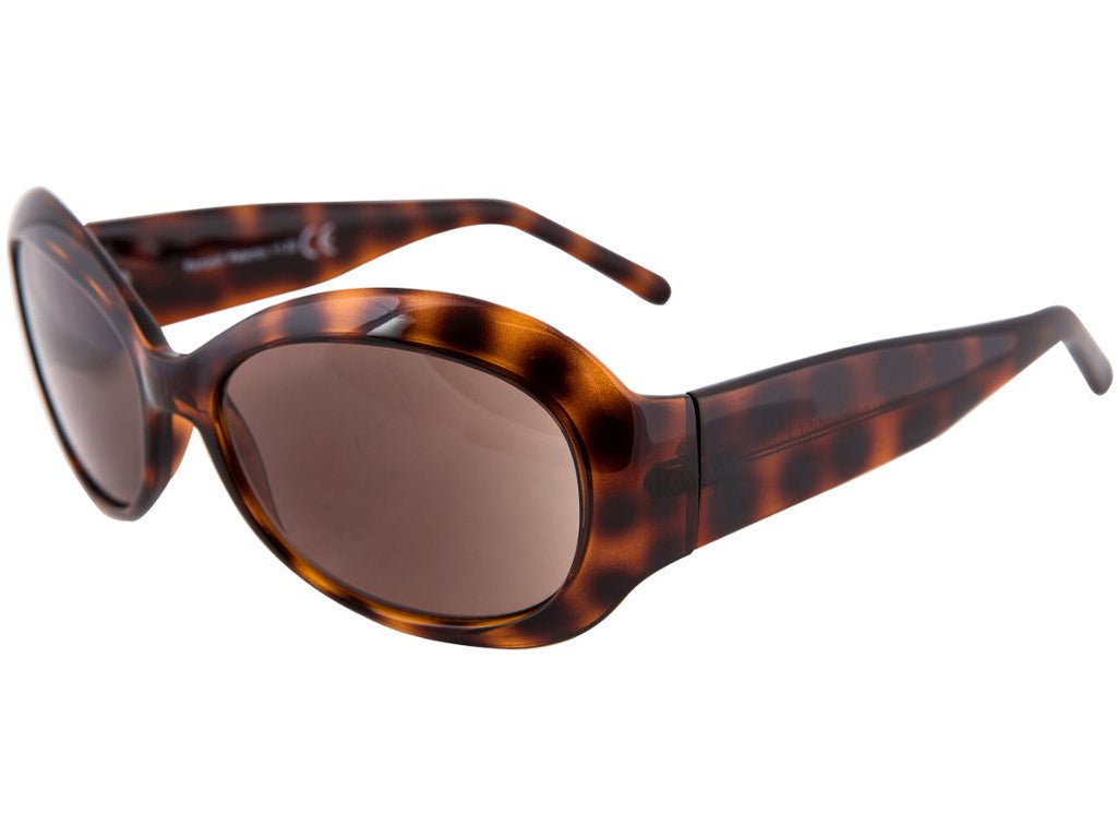 Palermo Tortoise Sun Reading Glasses