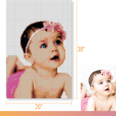 PIXART -  Personalized Kit - 20x30 - lovepixart.com -