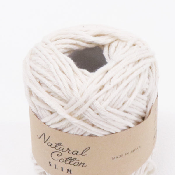Natural Cotton SLIM ソーピング
