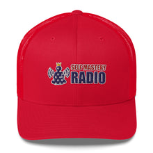 Load image into Gallery viewer, Self Mastery Radio American Flag Hat