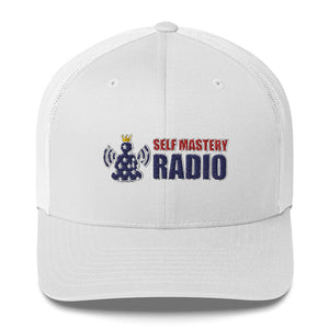 Self Mastery Radio American Flag Hat
