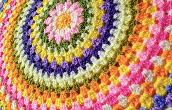 The Meditation & Mathematics of Crochet