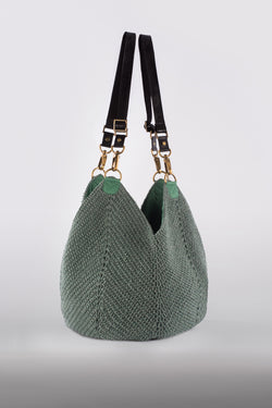 The Lotus Bag / Military Green