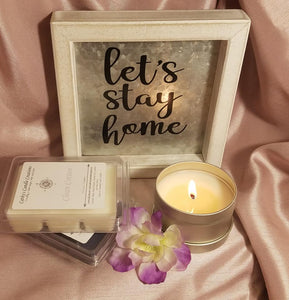 Safer soy candle and wax melts