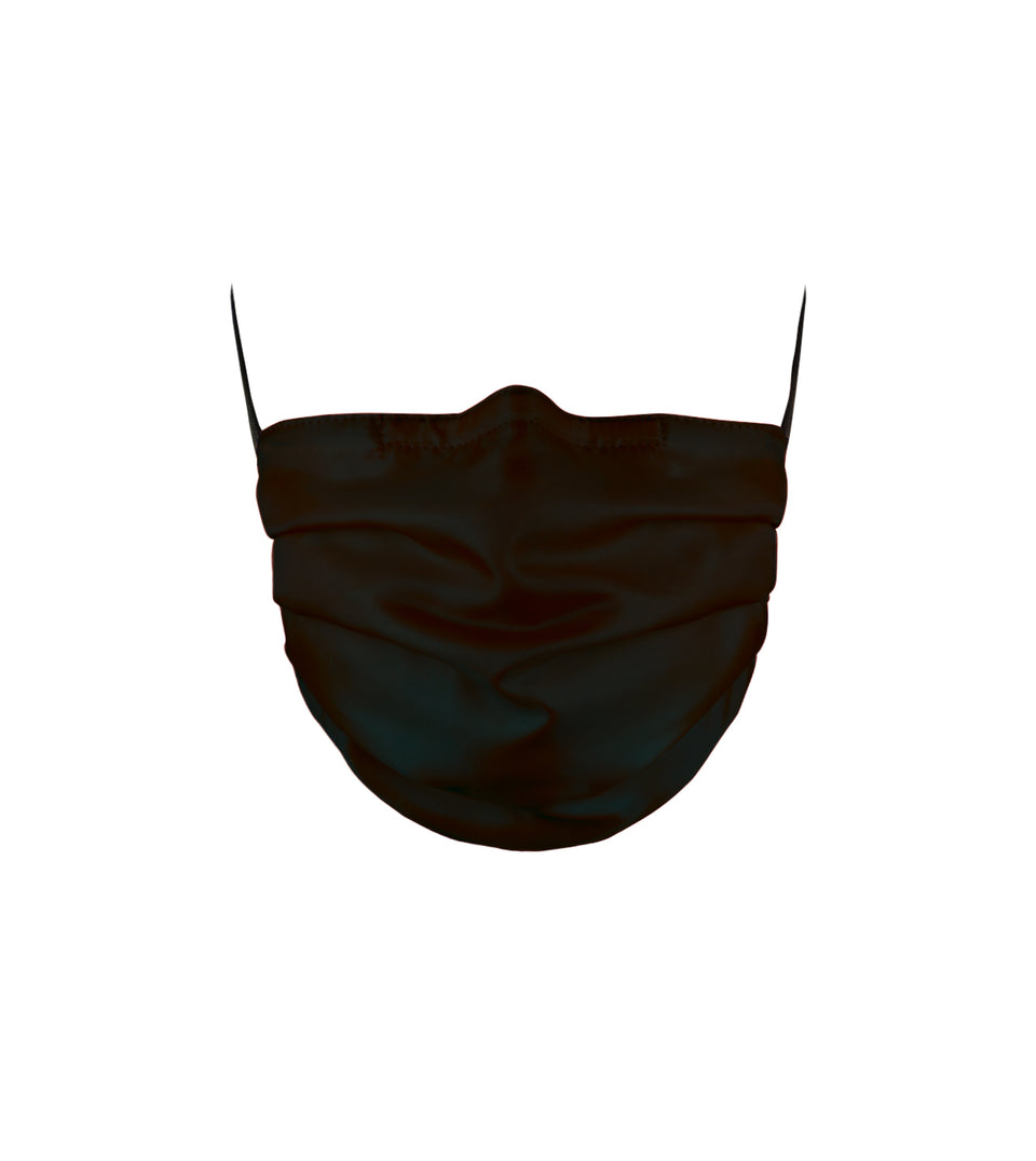 SET 2 MASK BLACK