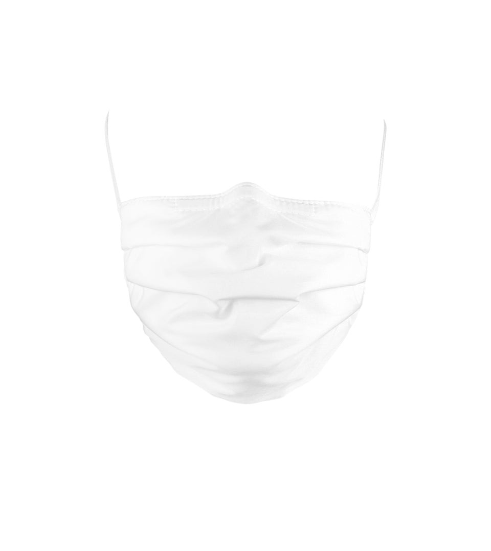 SET 2 MASK WHITE