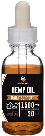 EINSTEIN PETS Hemp Daily Support 1500mg