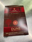 DÙNE 70% COCOA DARK CHOCOLATE, (30g x 24)