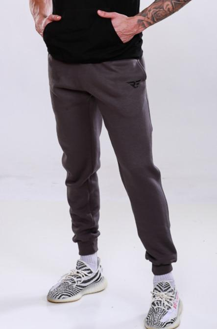 Revolutionary Joggers - Dark Gray/Black