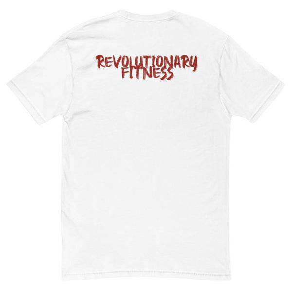 """Be Fit. Be Bold. Be Revolutionary."" Tee"