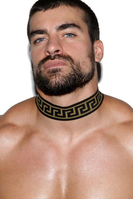 Ares Collar / Headband - Slick It Up