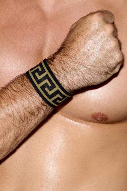 Ares Wristband / Forearm band - Slick It Up