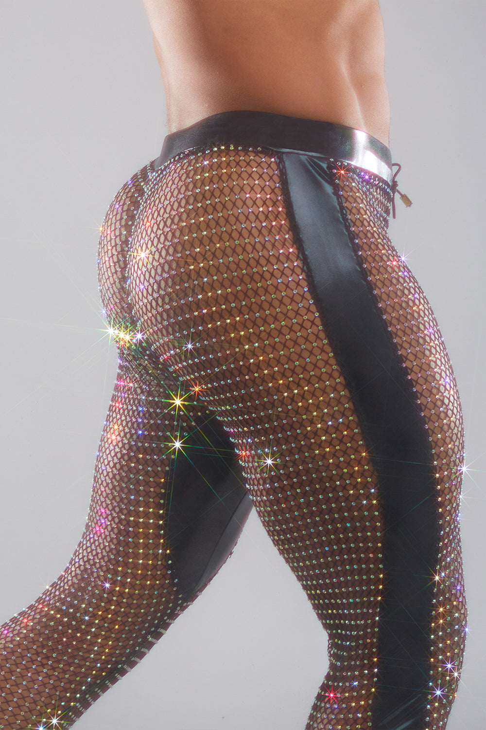 Diamond Studded Pants