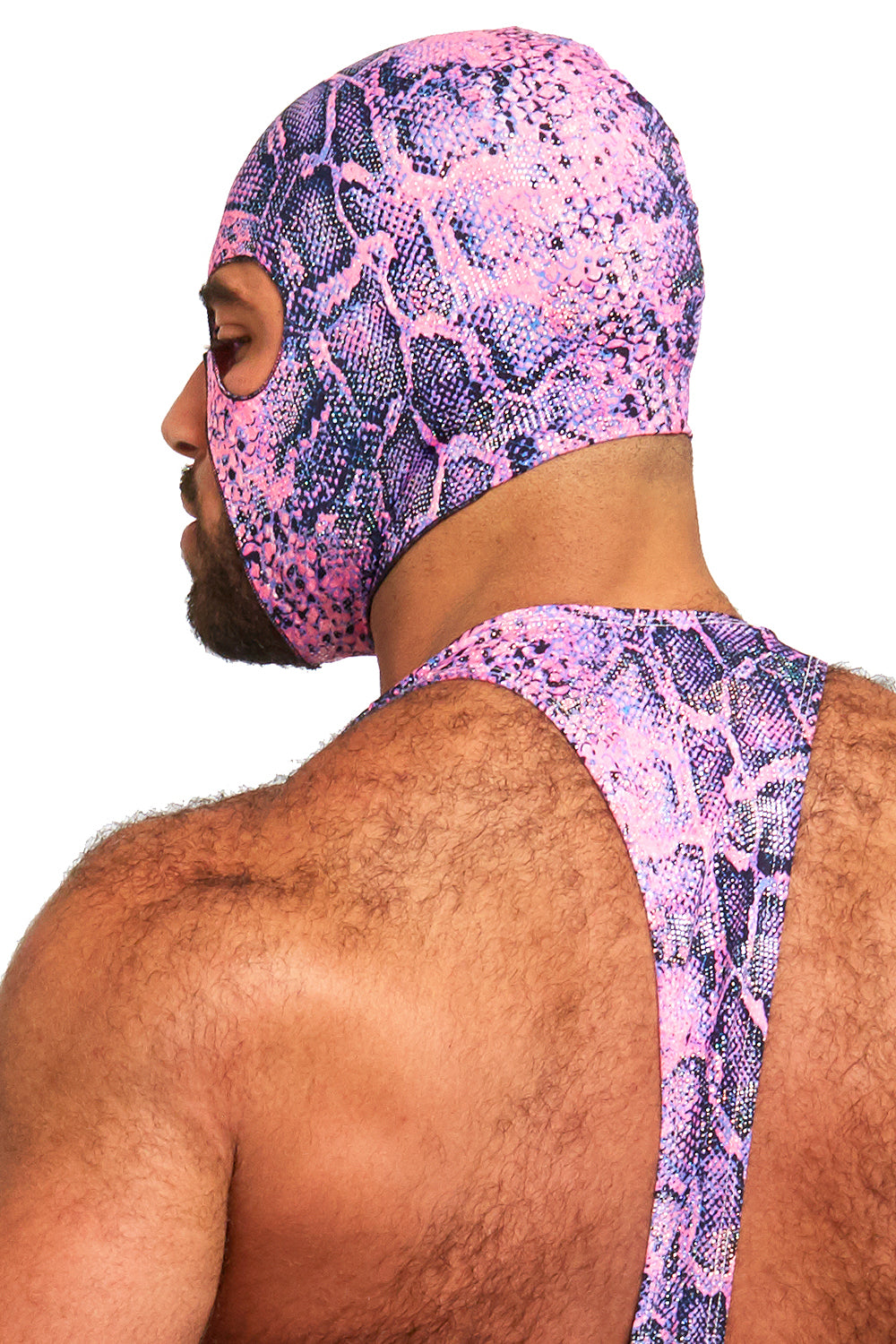 Slither Sling (Iridescent Pink)