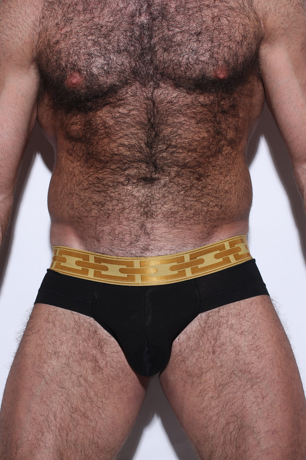 Hercules Brief (Pure Black)