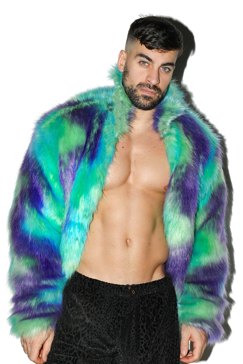 Monster Fur Coat