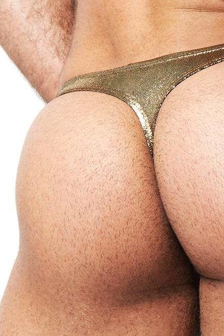 24 Karat Thong - Slick It Up