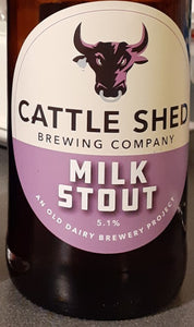 Milk Stout 500ml