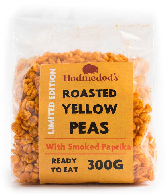 ROASTED YELLOW PEAS - SMOKED PAPRIKA