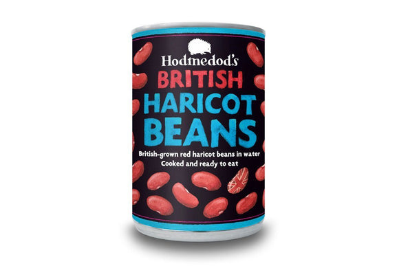 Red Haricot Beans, Canned 400g