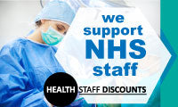 NHS Discount Card Christchurch