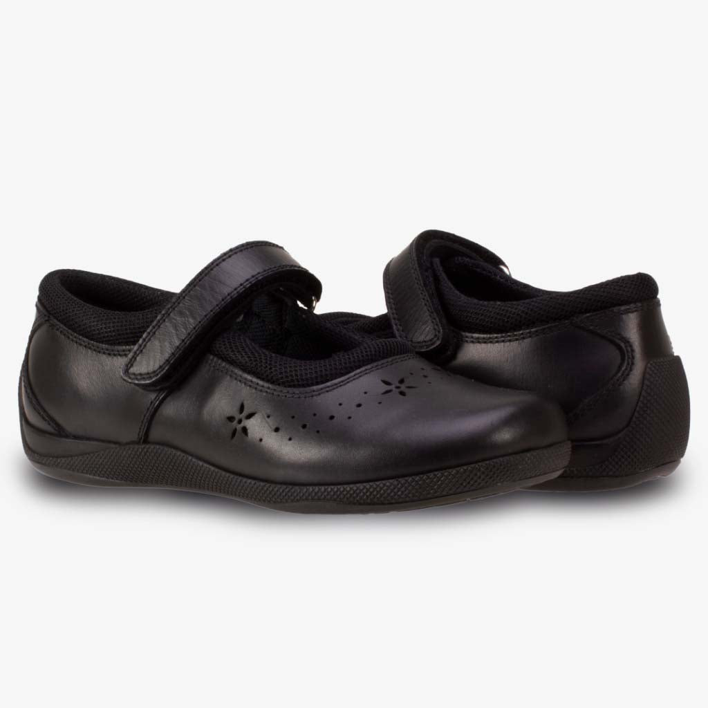 SCARLETT GIRLS MARY JANE SCHOOL SHOE - Term Footwear