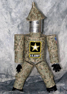Army Tin Man