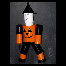 Load image into Gallery viewer, Halloween Tin Man