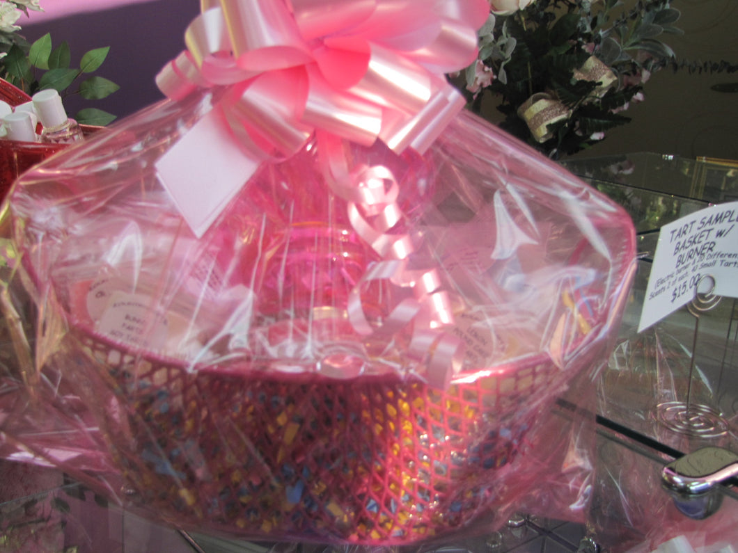 Tart Warmer Gift Basket