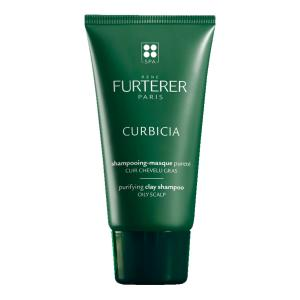 Curbicia Purifying Shampoo-Mask with Absorbent Clay 100ml - René Furterer