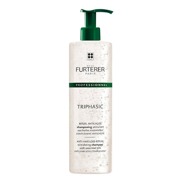 Triphasic Stimulating Shampoo with Essential Oils 200ml - René Furterer