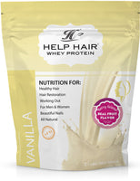 Whey Protein (Berry-Licious) - Help Hair