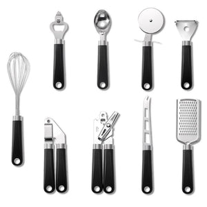 9 Pcs Stainless Steel Kitchen Utensil