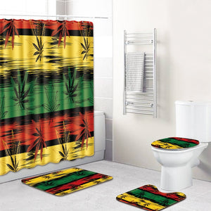 Bathroom Mats Shower Curtain
