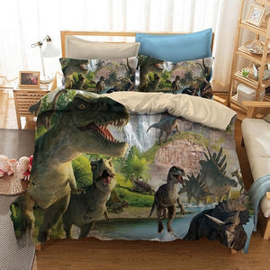 Creative style dinosaur in a creative style for the home