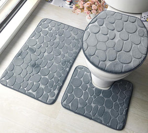 Bathroom Rugs & Cushion