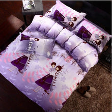 Load image into Gallery viewer, printing lovely flowers 4pcs/3pcs quilt Cover Sets