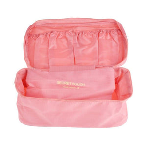 Bra underwear storage bag