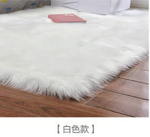 Load image into Gallery viewer, Faux Fur Carpet