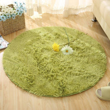 Load image into Gallery viewer, Fluffy Round Carpets for Living Room